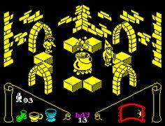 Knight Lore (ZX Spectrum)