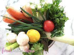 Vegetable Stock - Food Babies Love
