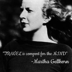 Martha Gellhorn Travel