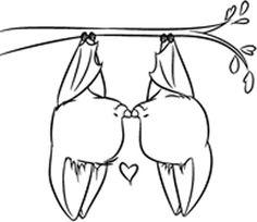 IMPRONTE D'AUTORE - STAMPING - PRODOTTI - TUTTO TIMBRI - 1659-R Bat-bacio