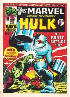 The Mighty World of Marvel #64