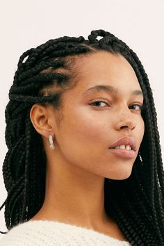Box Braids Hairstyles, Hairstyles 2018, Ethnic Hairstyles, Casual Hairstyles, Red Lace Front Wig, Curly Hair Styles, Natural Hair Styles, African Braids, Afro Braids