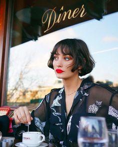 The Best French Girl-Inspired Short Haircuts Girl Short Hair, Short Hair Cuts, Short Hair Styles, Hair Inspo, Hair Inspiration, French Haircut, Taylor Lashae, Girls Short Haircuts, Good Hair Day