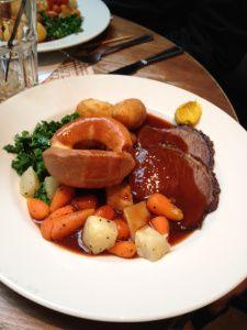 The Bull, Islington - Sunday Roast