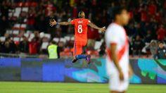 Arturo fue el Rey Así reaccionaron los medios peruanos tras el triunfo 2-1 de Chile - Teletrece