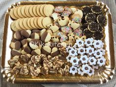 biscotti di pasta frolla Biscotti Biscuits, Biscotti Cookies, Chewy Gingerbread Cookies, Easter Biscuits, Mini Pastries, Christmas Food Gifts, Cookie Packaging, Ice Cream Pies, Food Garnishes