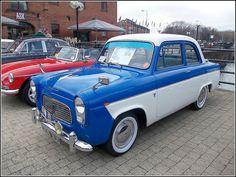 """1958 Ford """"Anglia"""" 100E ..."""