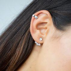 Minimalist Ear Cuff Gold ear cuff Dainty ear cuff