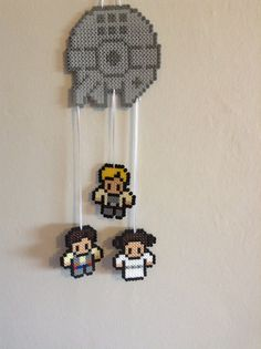 Star Wars inspired mobile by PixelateGifts on Etsy