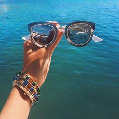 94 Best Sunnies images   Sunglasses, Girl glasses, Eye Glasses f5ff631285