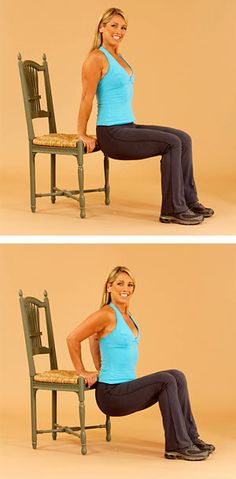 Denise Austin - exercise ideas