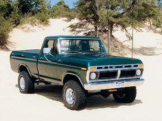 4x4 Ford- it's the Hulk!