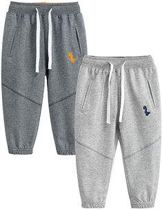 Boys Joggers, Jogger Pants, Sweatpants, Cute Dinosaur, Athletic Pants, Toddler Boys, Boy Fashion, Fashion Brands, Active Wear