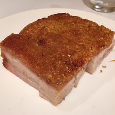 @daletalde HK Takeover  The SHOW-STOPPER. Roast crispy pork. The single best version I've ever had. #FRTakeover by foodrepublic