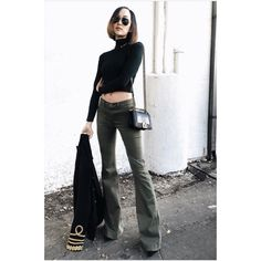 @chrisellelim in Taylor Flare