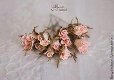 Мастер-класс венок из роз (фоамиран). - Ярмарка Мастеров - ручная работа, handmade