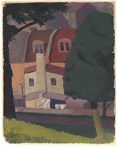 Roy DE MAISTRE, Old houses, Sydney