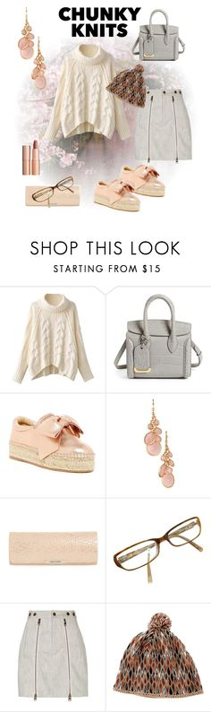 """Cozy"" by blumbeeno on Polyvore featuring Alexander McQueen, J/Slides, Avon, Corinne McCormack, Calvin Klein, J.W. Anderson, Charlotte Tilbury and Missoni"
