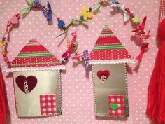 Χειροποίητα γουρια Christmas Items, Christmas Crafts, Christmas Decorations, Holiday Decor, Lucky Charm, Xmas Gifts, Holidays And Events, Gingerbread, Diy Home Decor