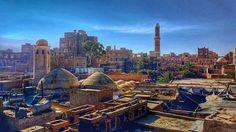 صنعاء .. . . . . . تصوير @diaalhaqmolhi  #اليمن #yemenfans by yemenfans