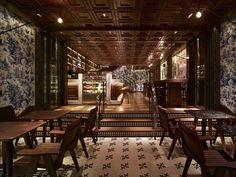 Image result for interior design canada 19th century restaurant