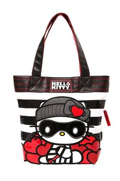 Loungefly - Hello Kitty Bandit Tote Bag