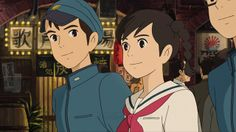From Up On Poppy Hill (Studio Ghibli)