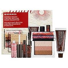 I'm learning all about Korres  Beauty Color Collection at @Influenster!