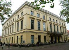Gebouw voor Kunsten & Wetenschappen, Mariaplaats 27, Utrecht