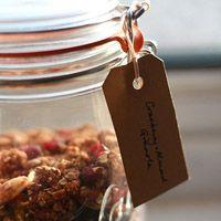 SeacoastKidsCalendar.com >> Inexpensive holiday gifts. Homemade granola!