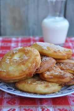 "Frittelle di mele ""Apfelkiechl"" Alto Adige"