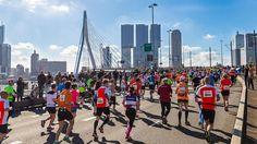 Inschrijving 37e editie Marathon Rotterdam 2017 is geopend