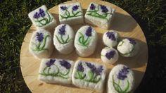 Felted soap Felted Soap, Needle Felting, Ethnic Recipes, Felting, Needlepoint