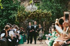 A Greenery-Filled Hawaiian Wedding in a Historic Sugar Mill Vogue Wedding, Boho Wedding, Lgbt Wedding, Green Wedding, Sicily Wedding, Maui Weddings, Destination Weddings, Tropical Beaches, Japan Photo