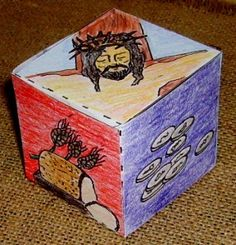 You'll find over 50 different Lenten arts and crafts ideas here, with pictures of the projects and links to the tutorials. You'll find this article useful if you teach a Sunday school class. Catholic Crafts, Catholic Kids, Church Crafts, Kids Church, Easter Art, Easter Crafts, Easter Projects, Art Projects, Easter Ideas