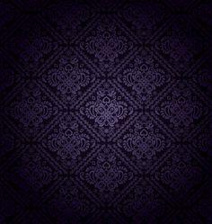 Dark Purple Backgrounds | Dark Purple Pattern Vector