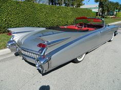 1959 Cadillac Eldorado Biarritz convertible A car I have always dreamed of having some day. At least it good to dream.