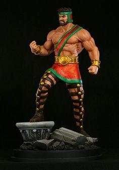 Bowen Designs Marvel Comics Statue Hercules Variant Website Exclusive