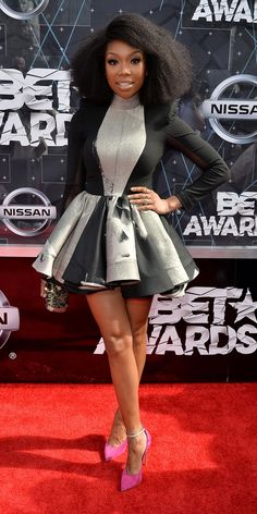 BET Awards 2015 Red Carpet Arrivals | InStyle.com