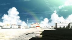 GoBoiano - Breathtaking Backgrounds From 13 Popular Anime Titles