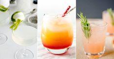 Goda och enkla drinkar på få ingredienser | ELLE Easy French Recipes, Swedish Recipes, Tequila, Vodka, Meet Recipe, Olympia London, London Eats, Ginger Ale, World Recipes