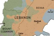 Syria Warplanes Hit Lebanon for First Time - NYTimes.com