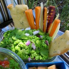 picnic lunch ideas!