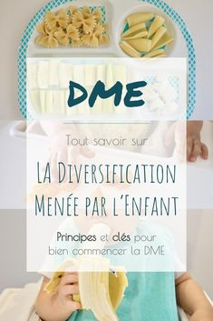 Diversification led by the child (EMR) - Baby Boy ♥ - Bébé Compote Recipe, Baby Kids, Baby Boy, Baby Education, Baby On The Way, Happy Baby, Baby Hacks, Baby Care, Baby Food Recipes