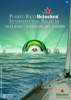 Puerto Rico Heineken International Regatta 2016 #sondeaquipr #prhir #puertodelrey #fajardo