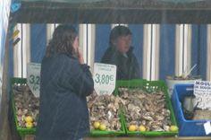 ¡Lo que llovía aquel día! (Es algún punto entre Saint-Michel y Saint-Malo, pero ahora no recuerdo cuál)