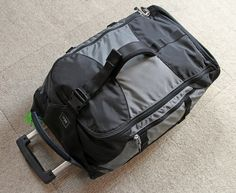 "Seth Kugel writes: ""How do you know when it's time to replace your carry-on bag? My boxy black Samsonite, circa 2003, was reaching the end of its road. I'm obviously not the kind of traveler who cares deeply about luggage. So I started from the beginning: What's the least you can pay for a bag that looks decent and can take some serious abuse? Hard, soft, or duffel? What pockets are right for me? And do I need a spinner wheels?"""