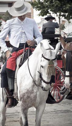 Ya huele a feria  Sevilla Spain.    -->Elsie RC