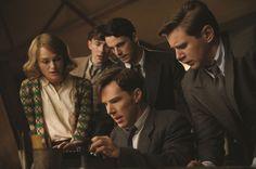 """Imagen de la película """"Descifrando enigma"""" de Morten Tyldum, incluida en la crítica de Alfie, responsable de Videodromo, para Principia."""