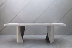 Home furniture ideas – New Versace Home collection Marble Furniture, Furniture Dining Table, Concrete Furniture, Dining Table Design, Dining Table Chairs, Milan Furniture, Luxury Furniture, Home Furniture, Modern Furniture